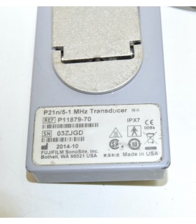 Sonosite M-Turbo Ultrasound With a Convex Probe 6